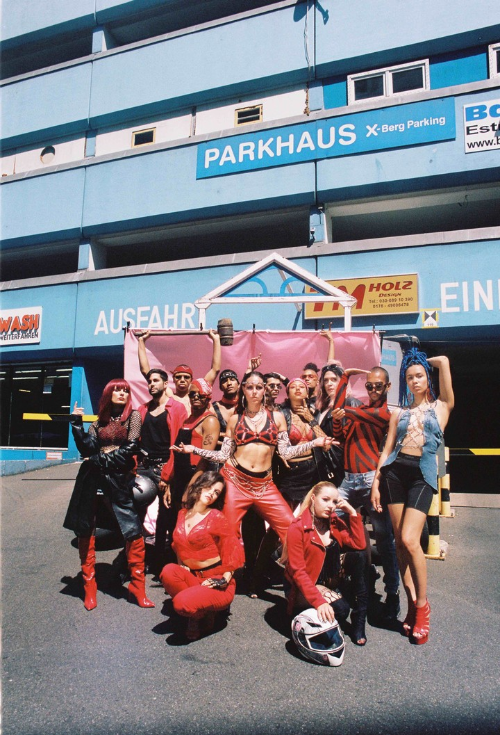 Meet two of Berlin's fiercest voguing houses - i-D