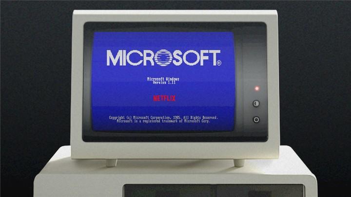 Microsoft's 'Stranger Things' Gag Doesn't Make Sense Because No One Used Windows 1.0 - VICE