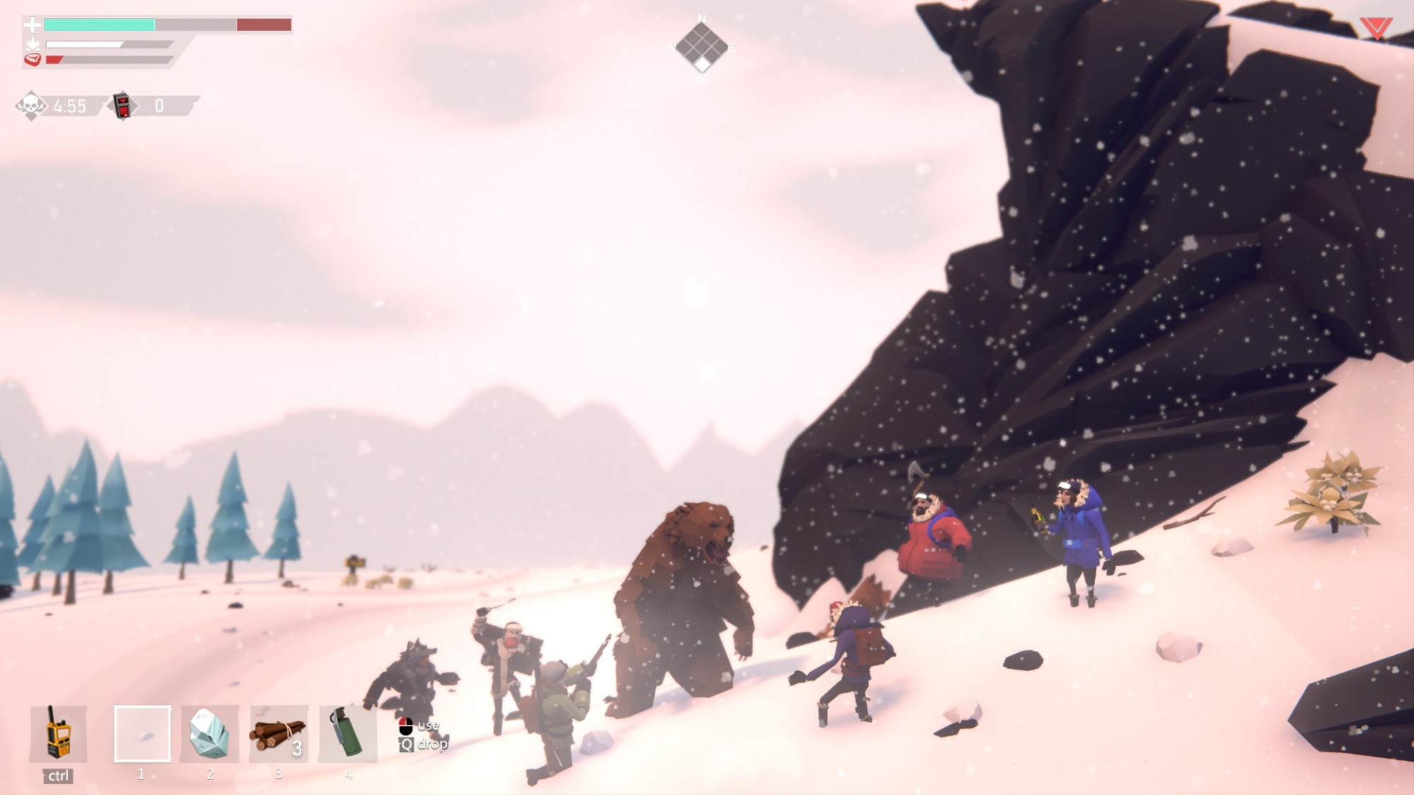 Project Winter' Is the Best Game About Betrayal This Year - VICE