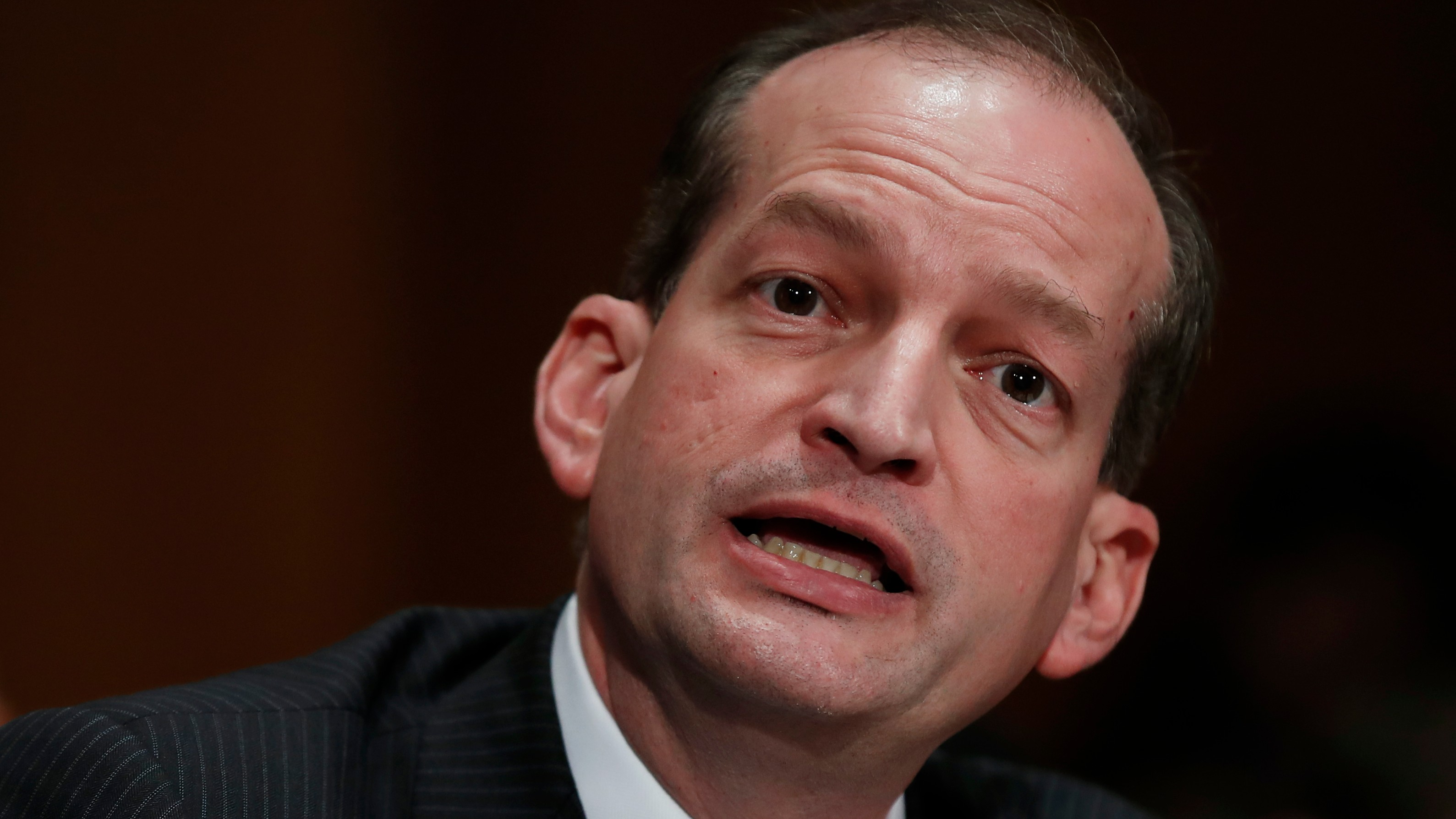 Flipboard: Democrats Want Trump's Labor Secretary to