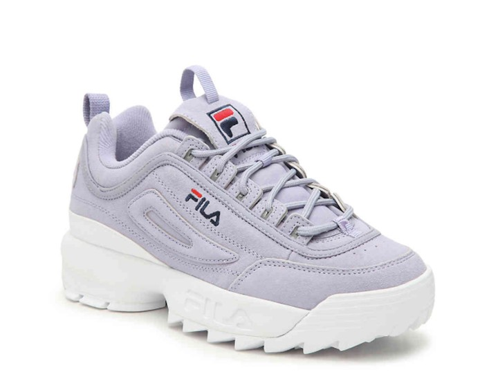 Help, My Fila Disruptors Have A Life of Their Own! - GARAGE