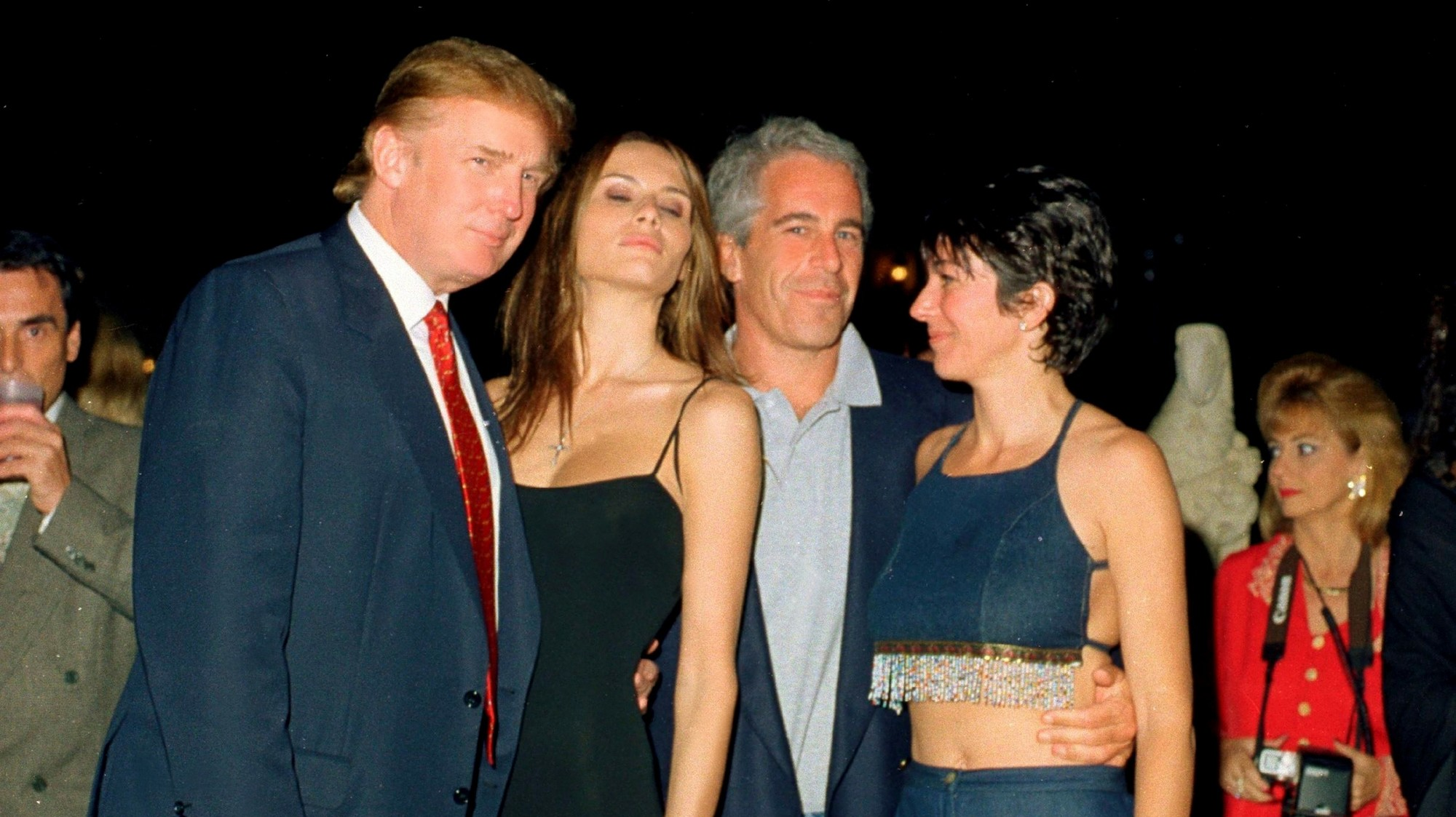 Image result for The Jeffrey Epstein saga in pictures'