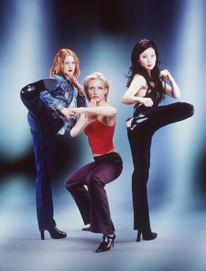 the new 'charlie's angels' will never compare to the 00s reboot