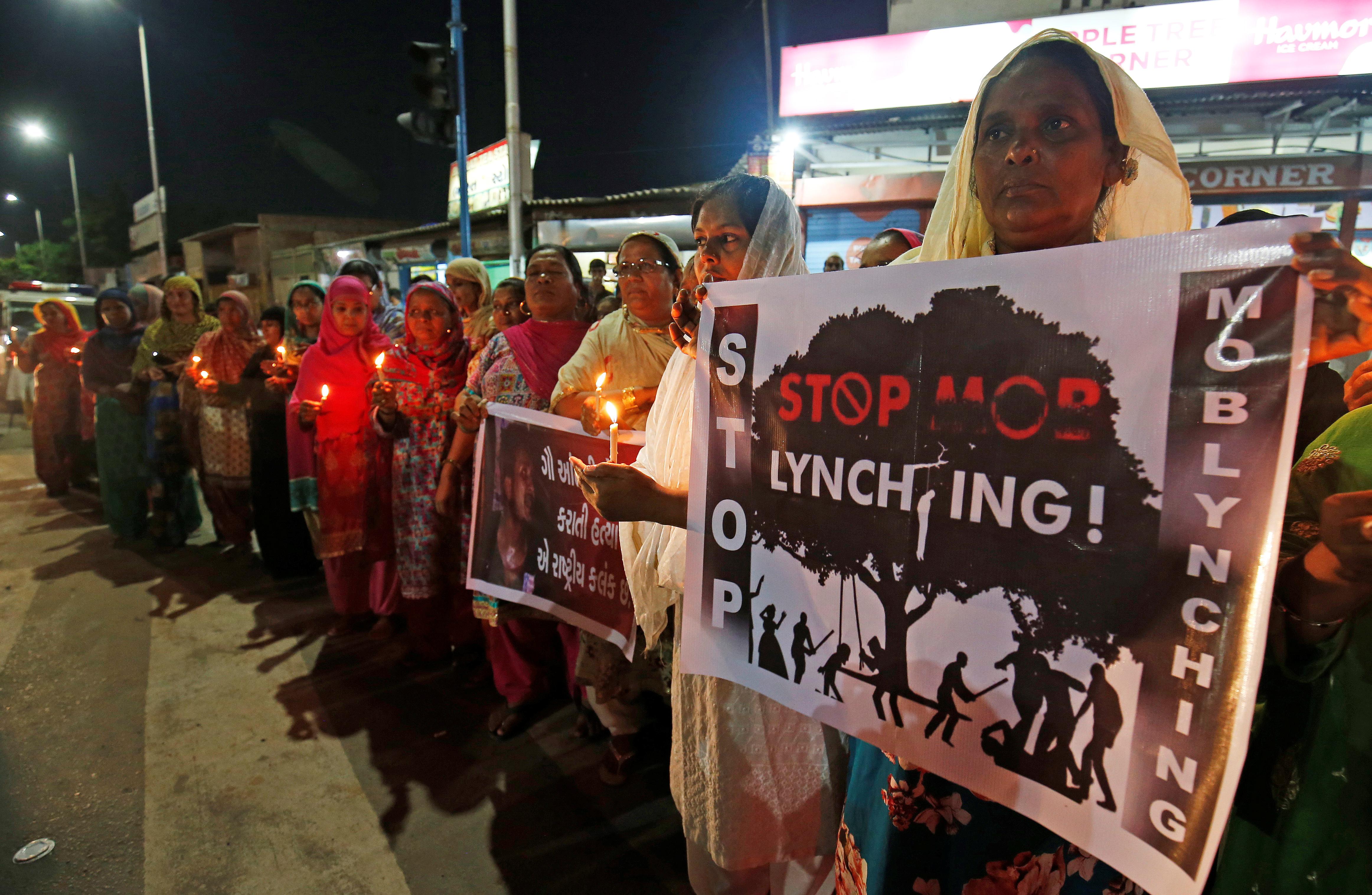 Uttar Pradesh Is Drafting a Law to Punish Mob Lynching