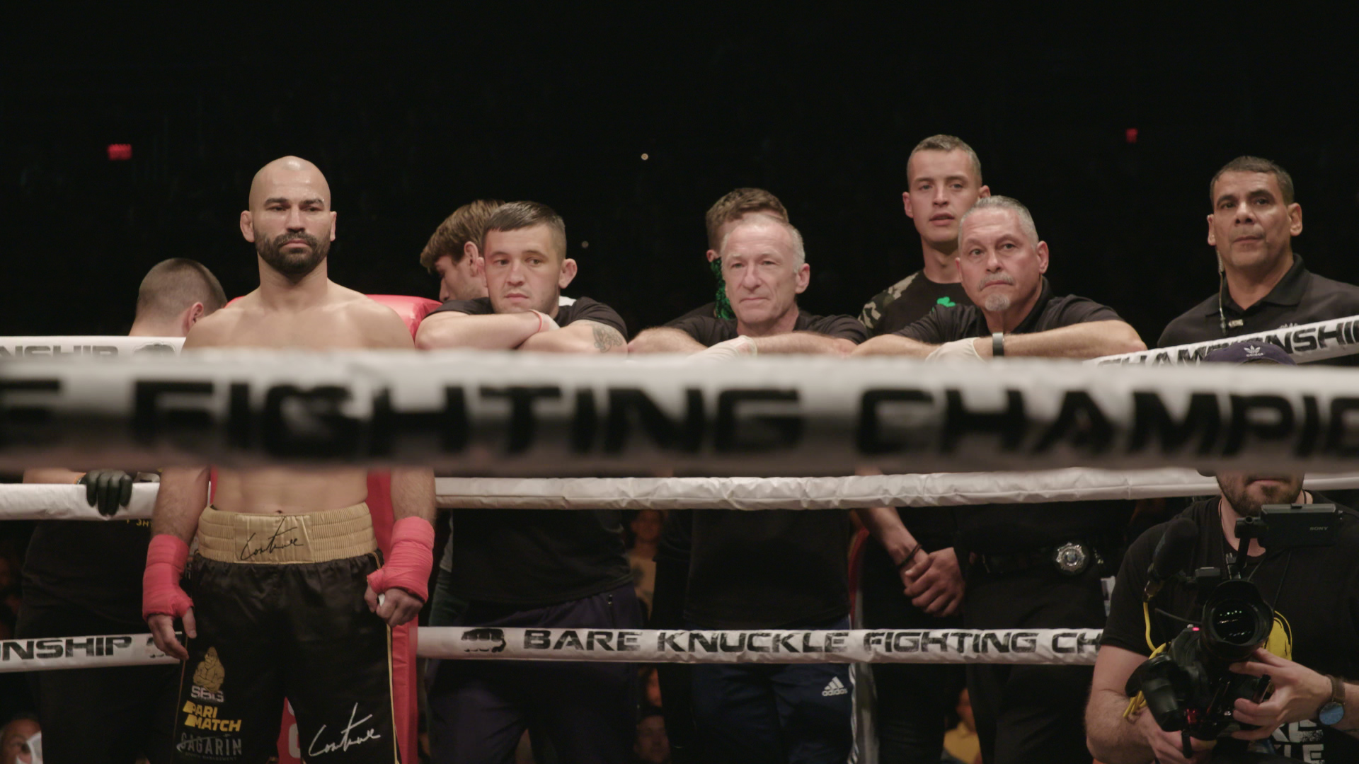 Bare Knuckle Boxing Is Trying to Become the Next MMA