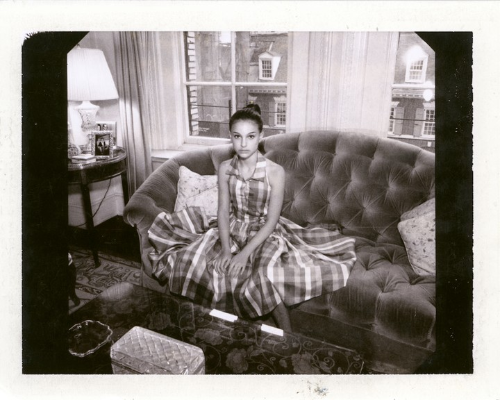 Dewey Nicks' polaroids capture carefree celebrities in the 90s - i-D