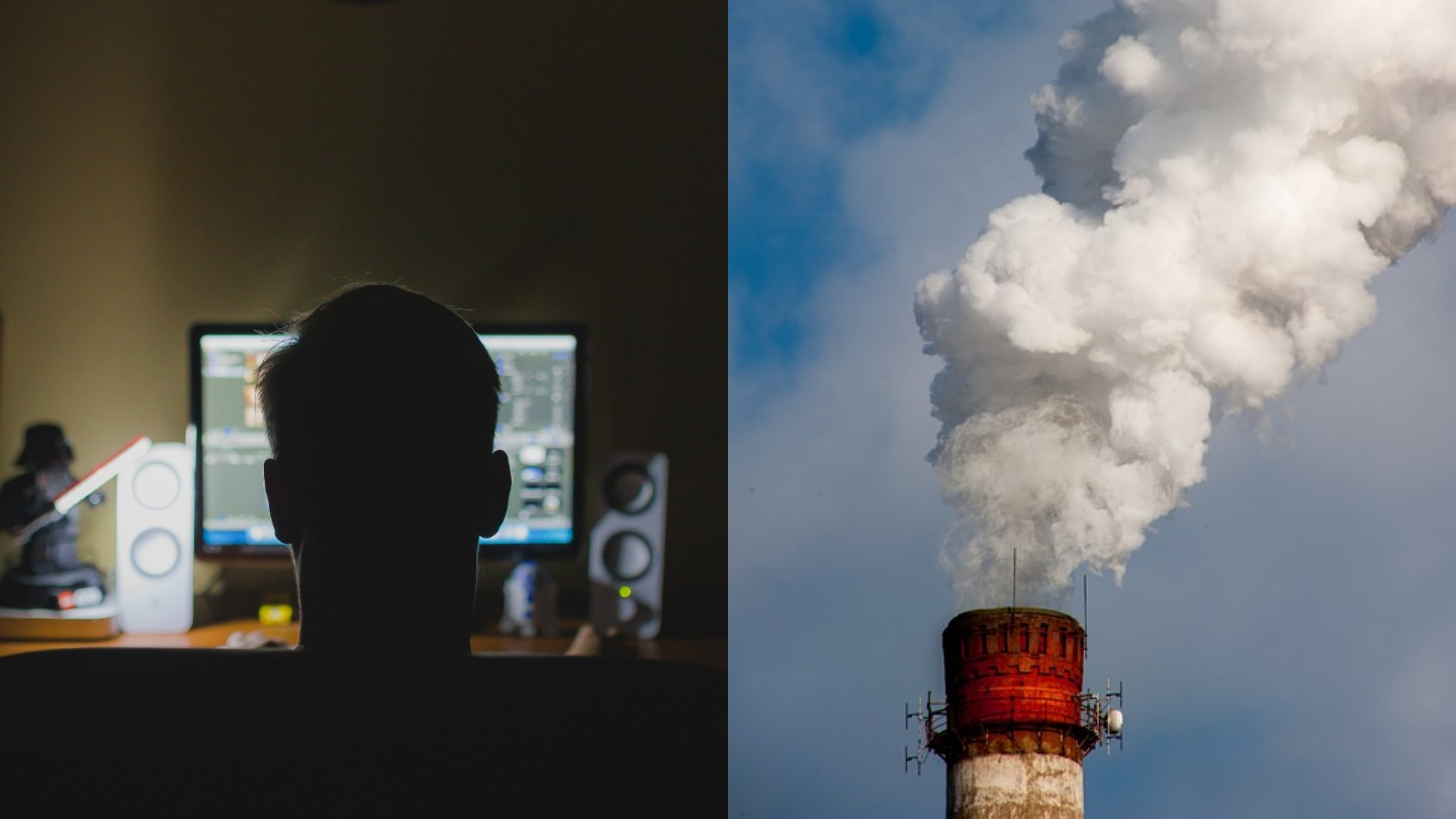 Porn and Netflix Could Each Be Generating as Much CO2 as Bangladesh