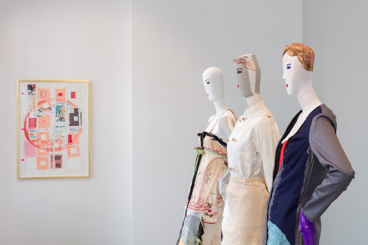 Artist Susan Cianciolo uses mannequins and upcycled textiles to draw a line between art and fashion - i-D