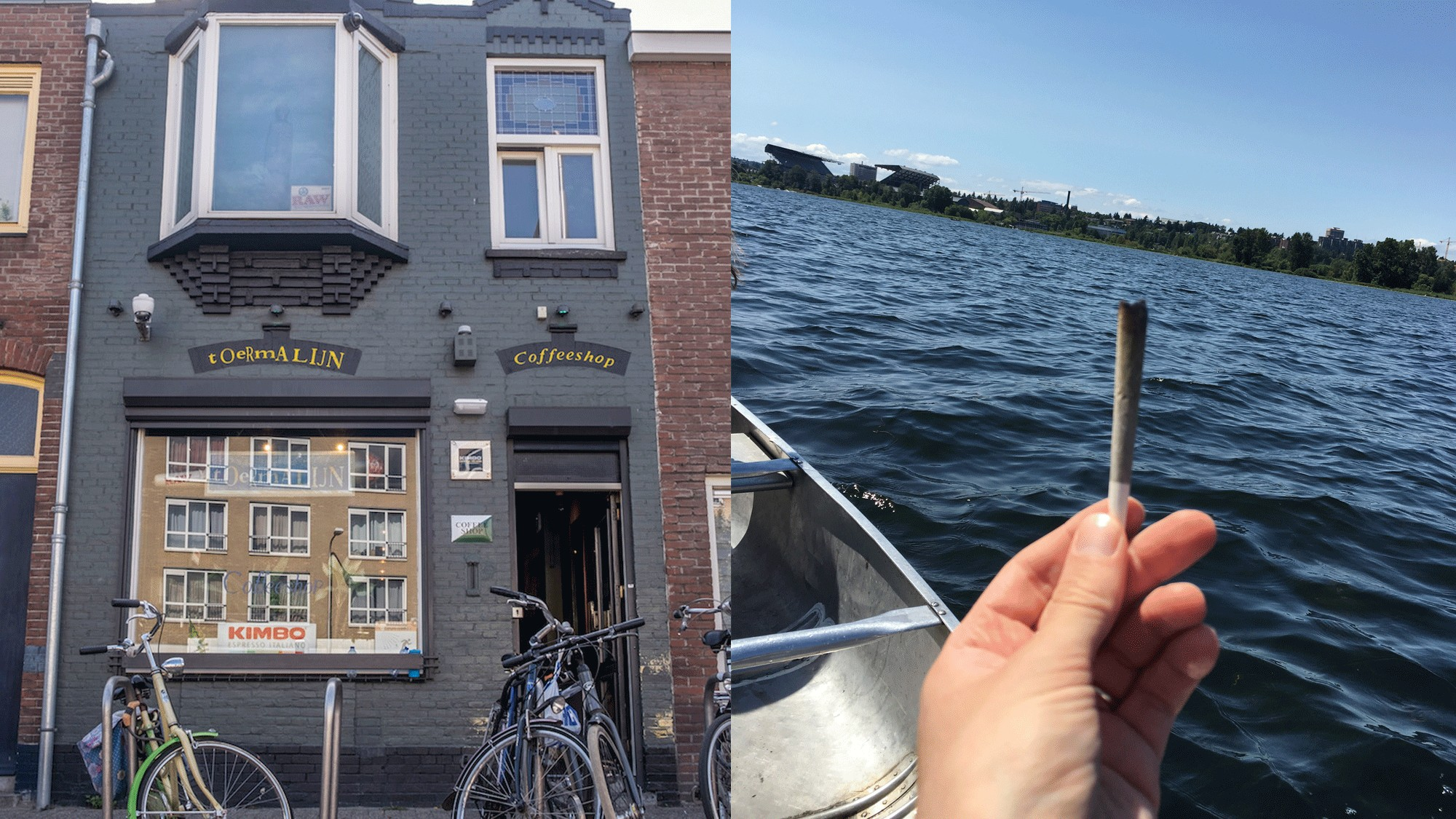 How The Netherlands Nearly Banned Tourists From Buying Weed