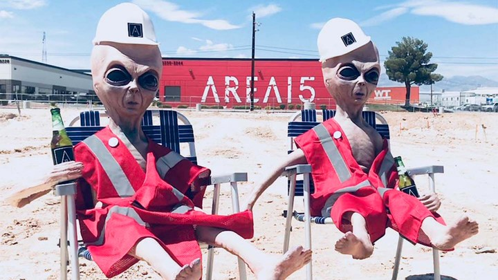 The storming of Area 51 will be livestreamed - i-D