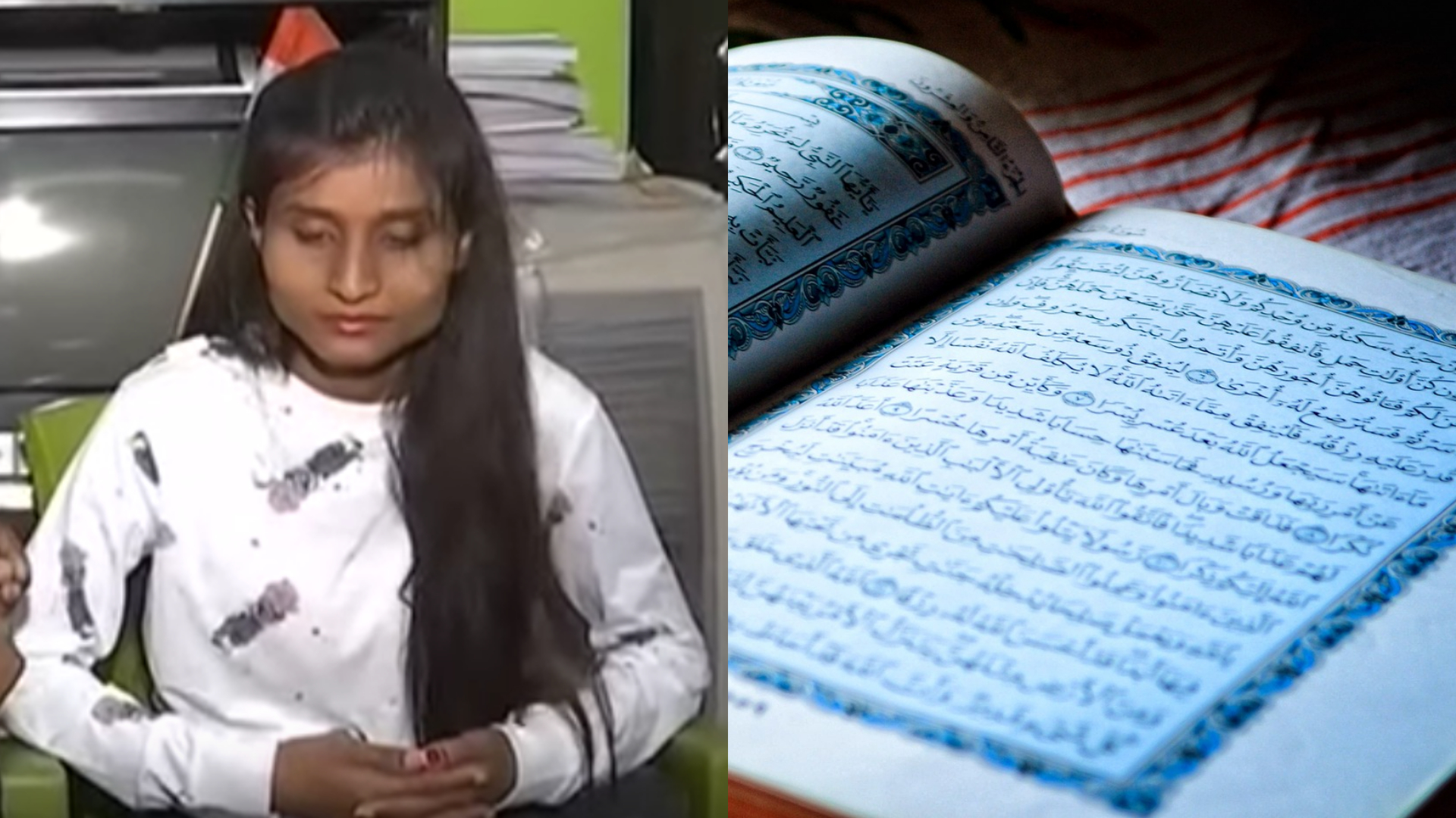 Indian Woman Ordered to Distribute Copies of the Quran as Punishment for Anti-Islamic Facebook Post