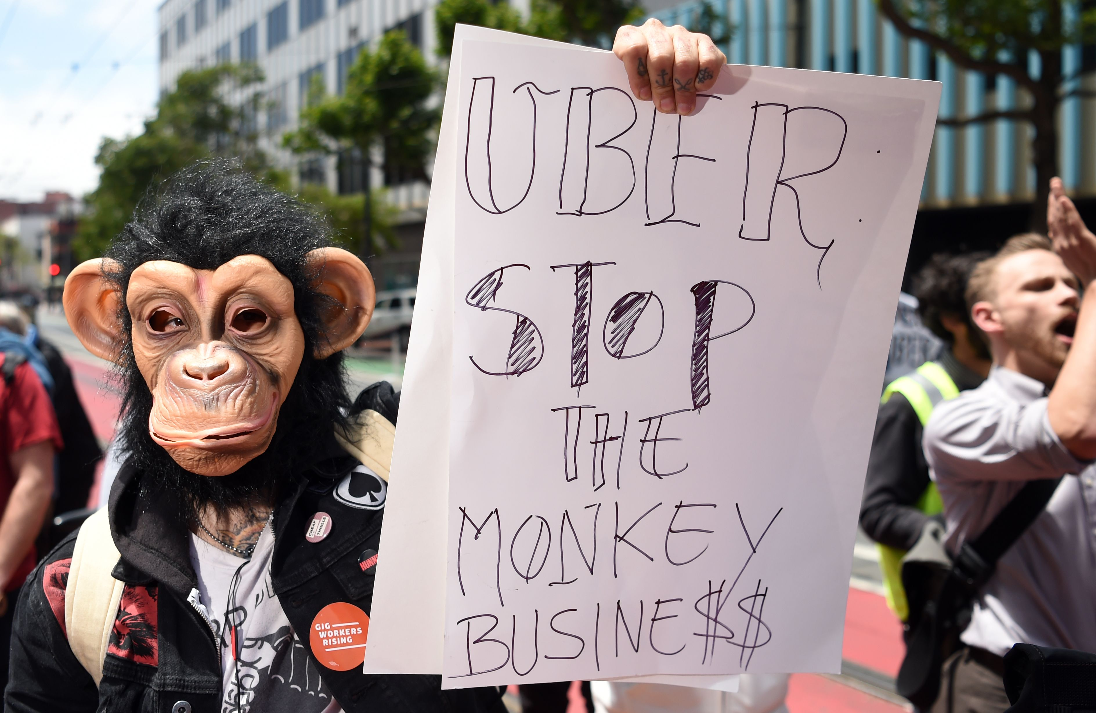 This Bill Could Destroy Uber's Unsustainable Business Model - VICE