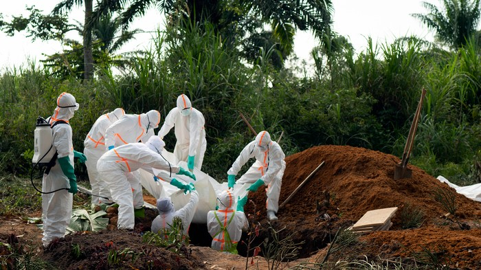 The Congo's Ebola Outbreak Just Reached a Crisis Level Seen Only 5 Other Times