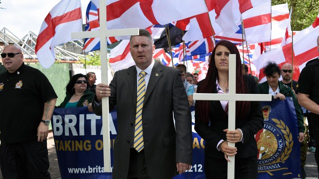 Revealed: How Britain First Disguised the Source of a £200,000 Donation