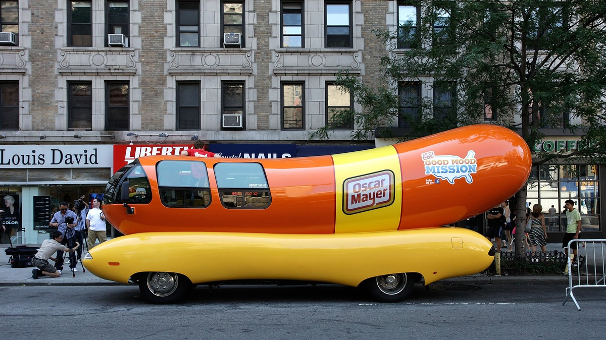You Can Airbnb an Oscar Mayer Wienermobile This Summer, If That's Your Thing