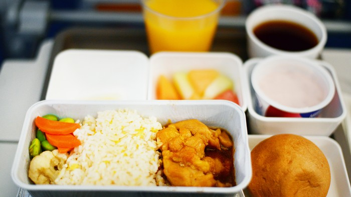 Instagrammer Threatened With Criminal Charges for Photo of Airline's Ugly Menu