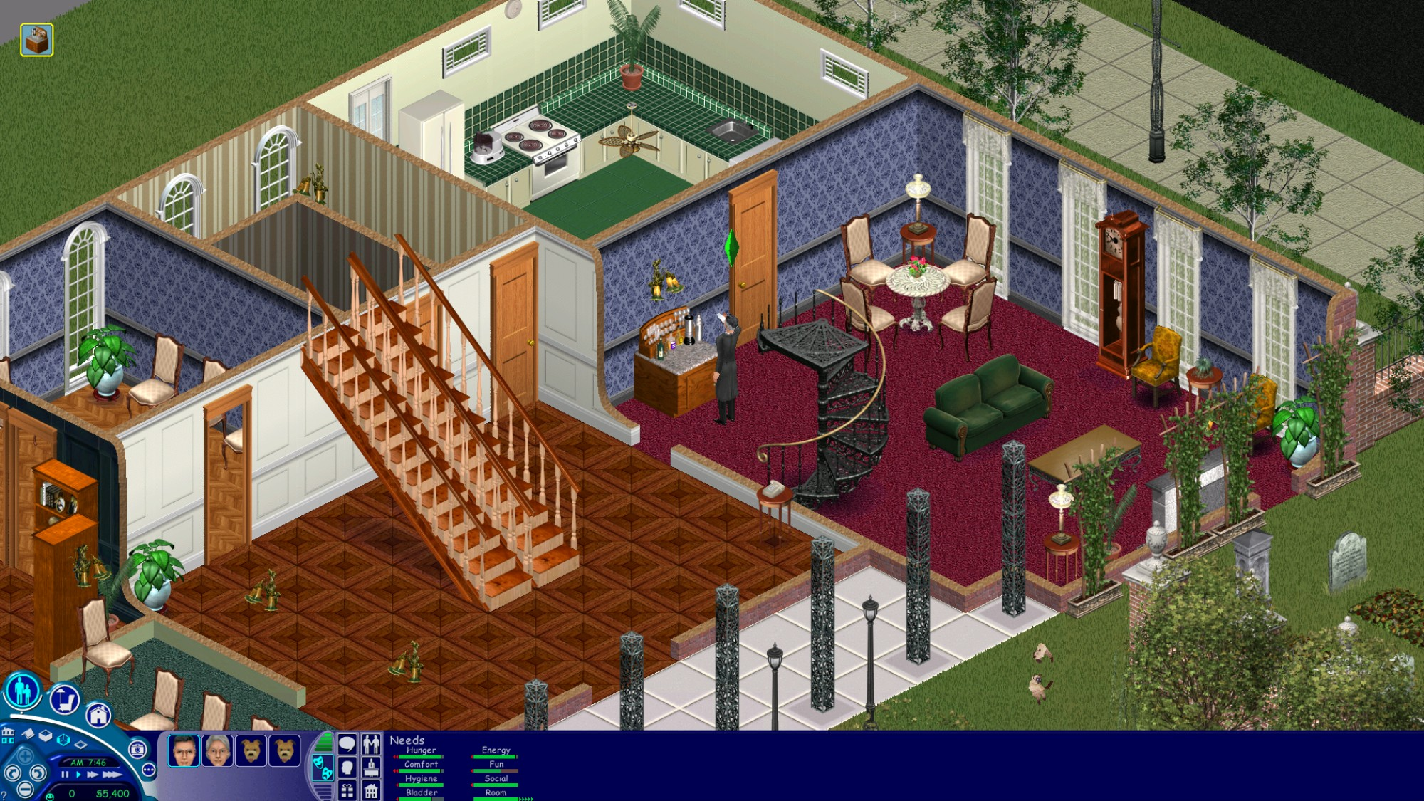 The Original Blueprints for 'The Sims' Reveal Why the Game