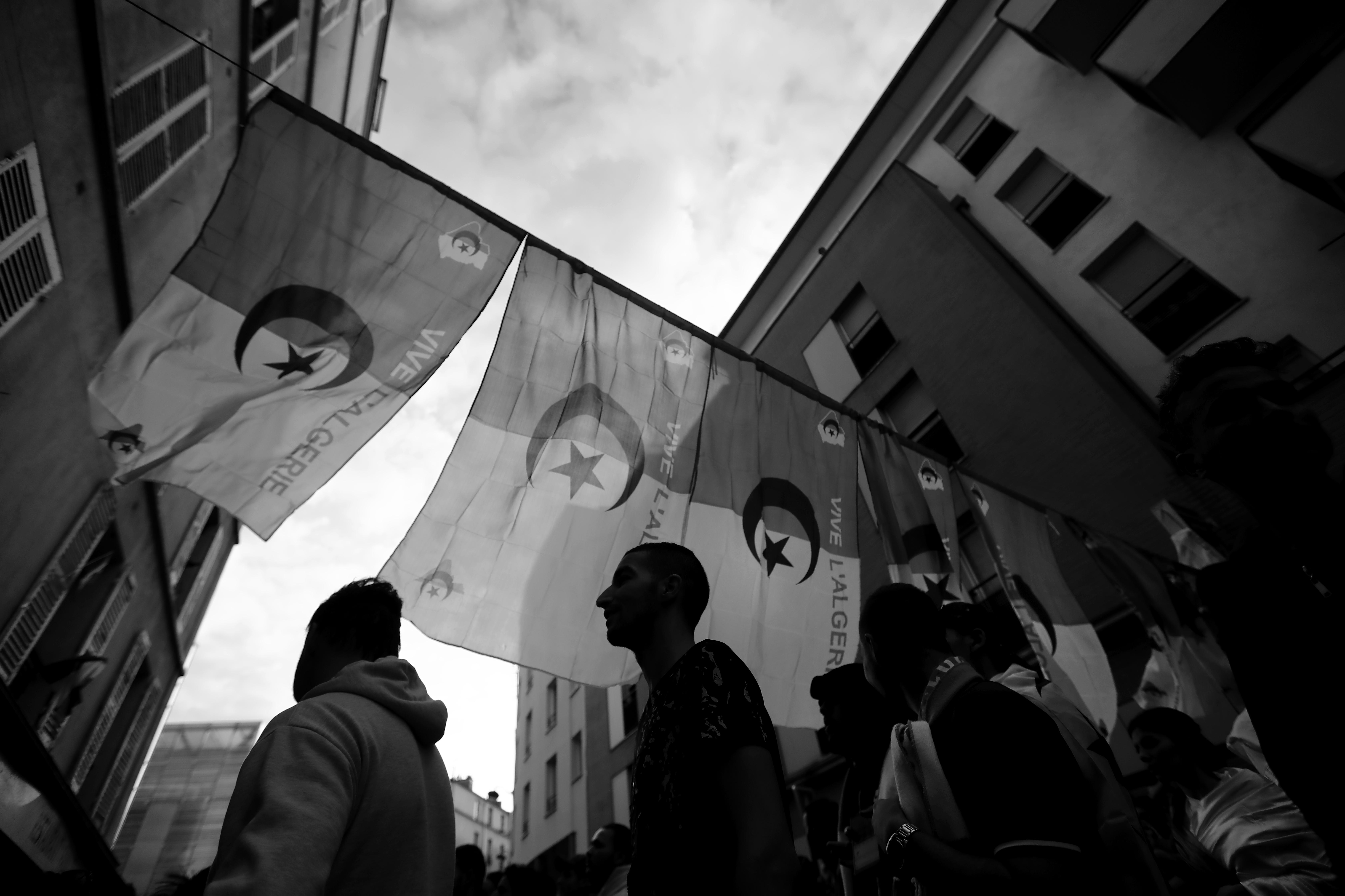 On a vécu la victoire de l'Algérie à Barbès - VICE