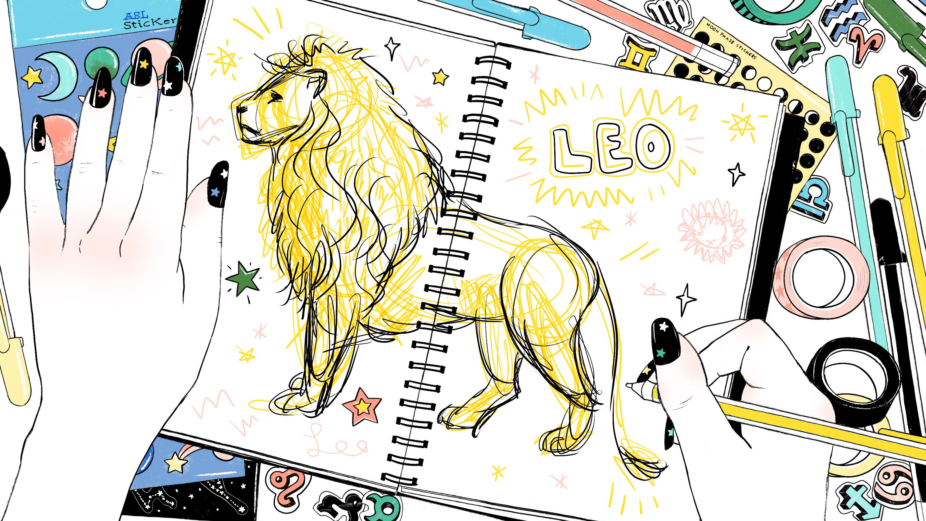 Weekly Horoscope: July 22 - 28 - VICE
