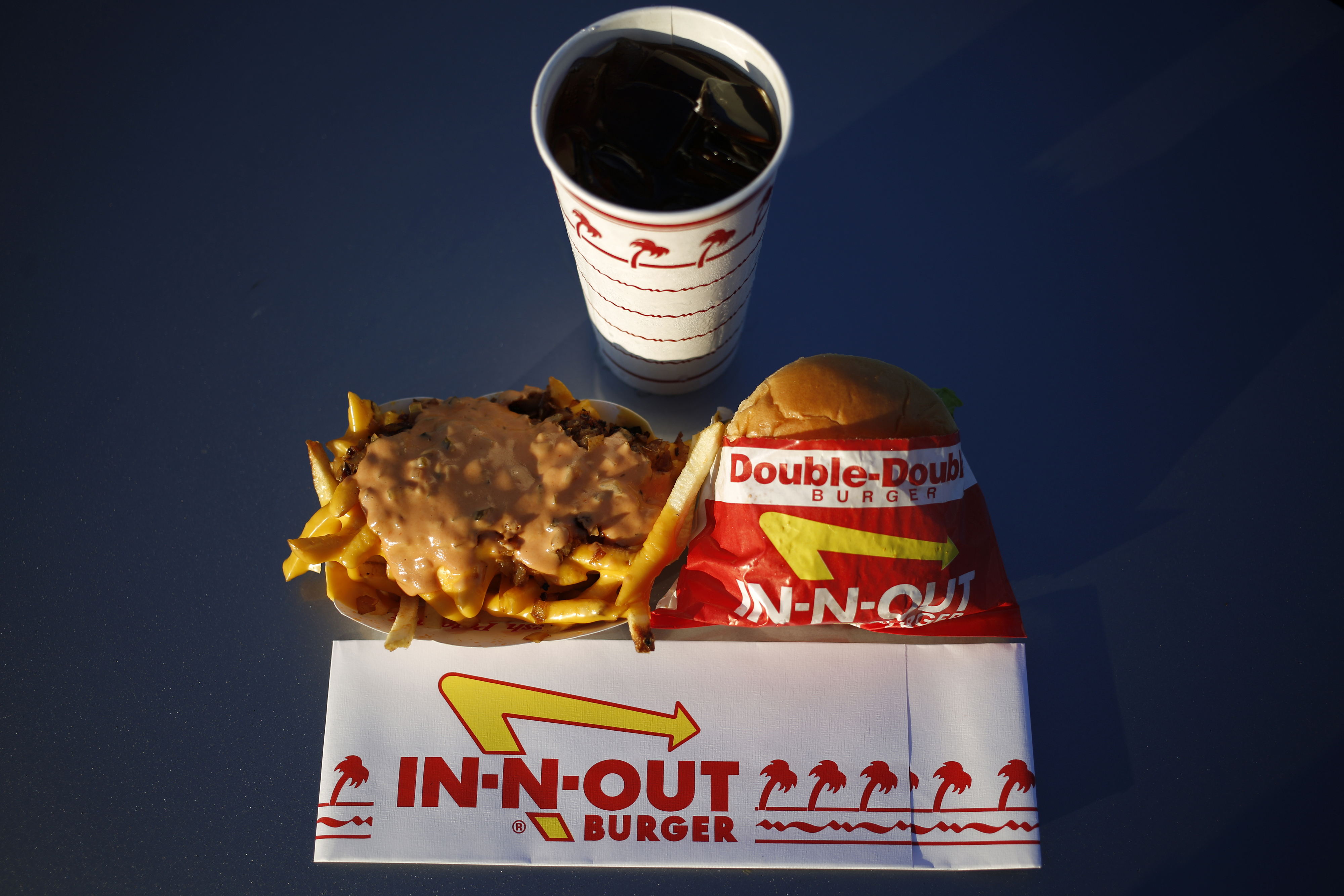How the Hell Did an Uneaten In-N-Out Burger End Up on the Street in NYC? - VICE