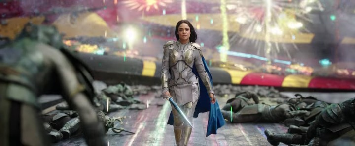 tessa thompson confirms she is marvel's first queer superhero
