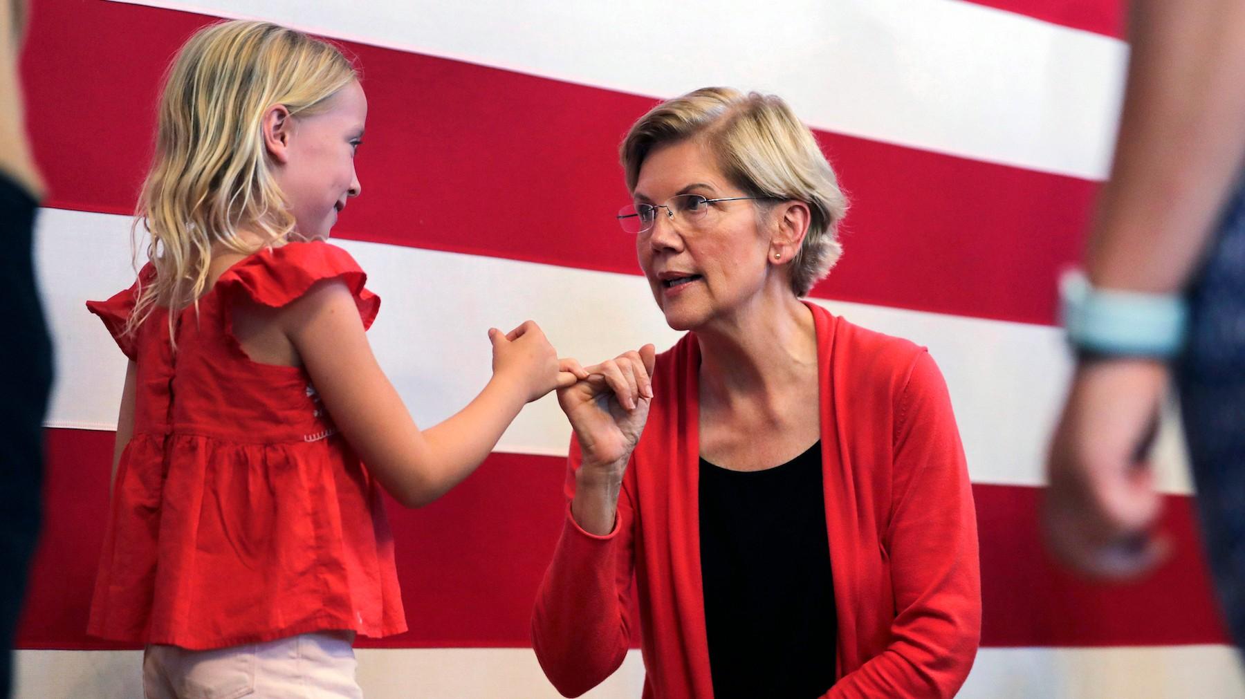 Elizabeth Warren Is Taking Her Plan to Cancel 75% of Students' Debt to Congress