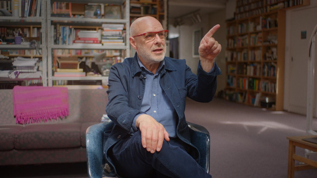 Brian Eno Reflects on His 'Apollo' Album in a New Documentary