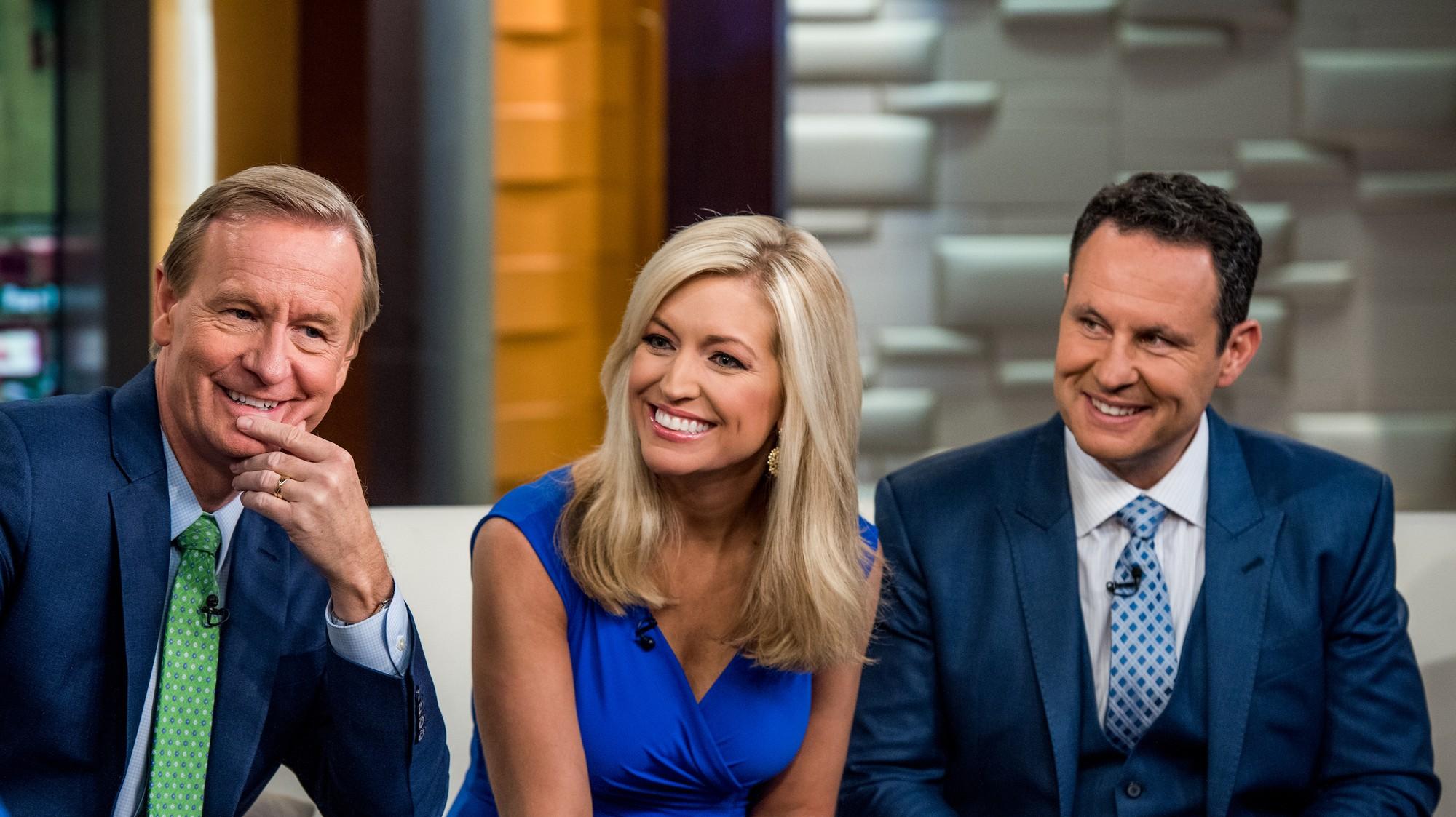 Fox & Friends' Hosts Think Minimum Wage Fast Food Workers