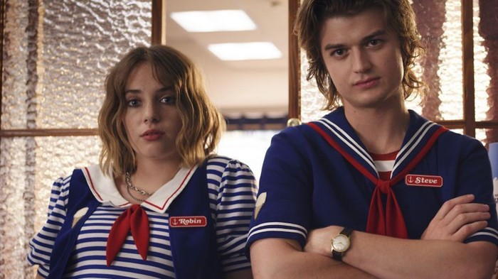 'Stranger Things' Actor Joe Keery's New Song Is Even Better Than His Hair