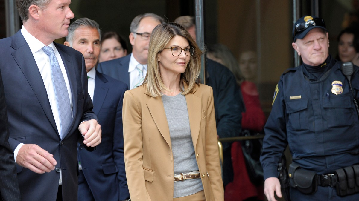 Of Course the College Admissions Scandal Is Getting a Lifetime Movie