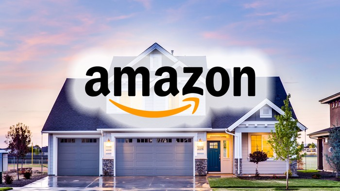 Amazon Wants to Help You Buy an Amazon House Filled With Amazon Smart Devices