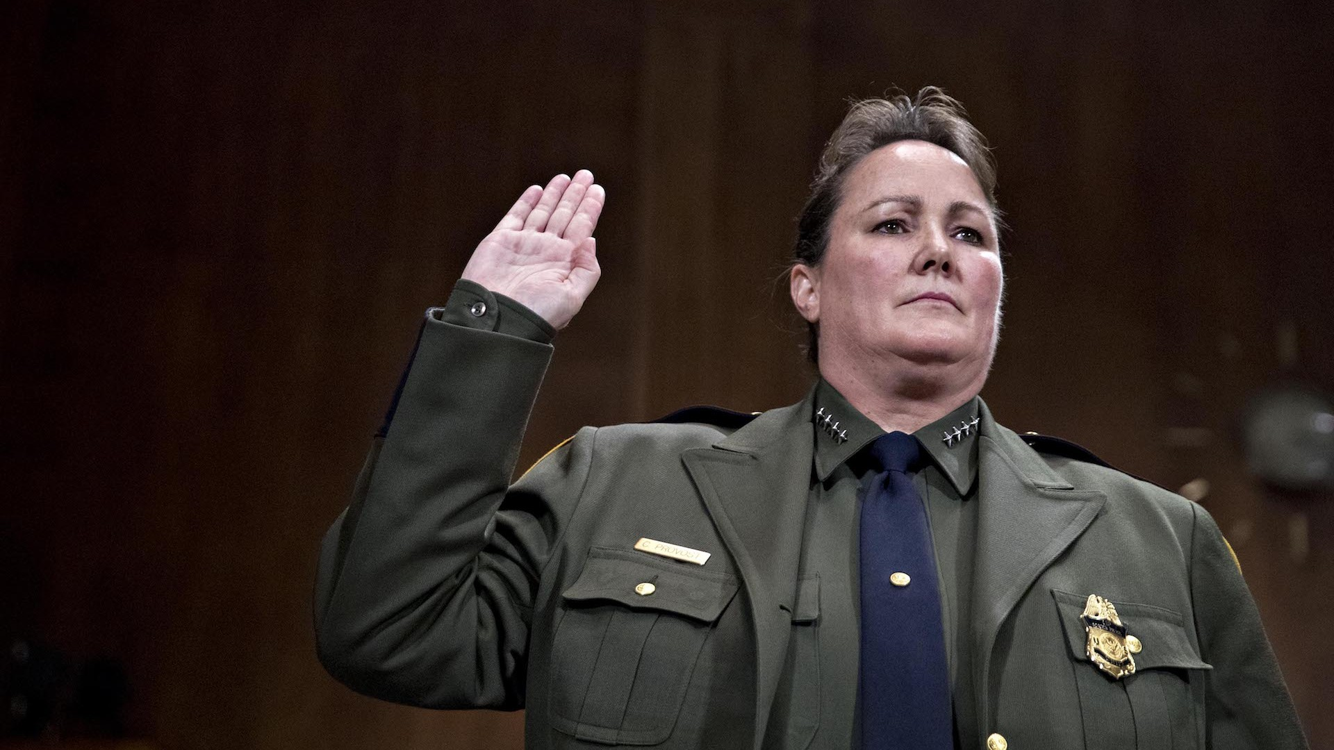 Border Patrol Chief Denies Knowing About Vulgar Posts in Facebook Group She Was a Member Of