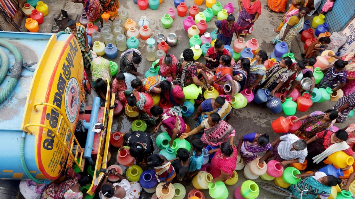 Pénuries d'eau, meurtres et chaos : les prochaines canicules s'annoncent sinistres