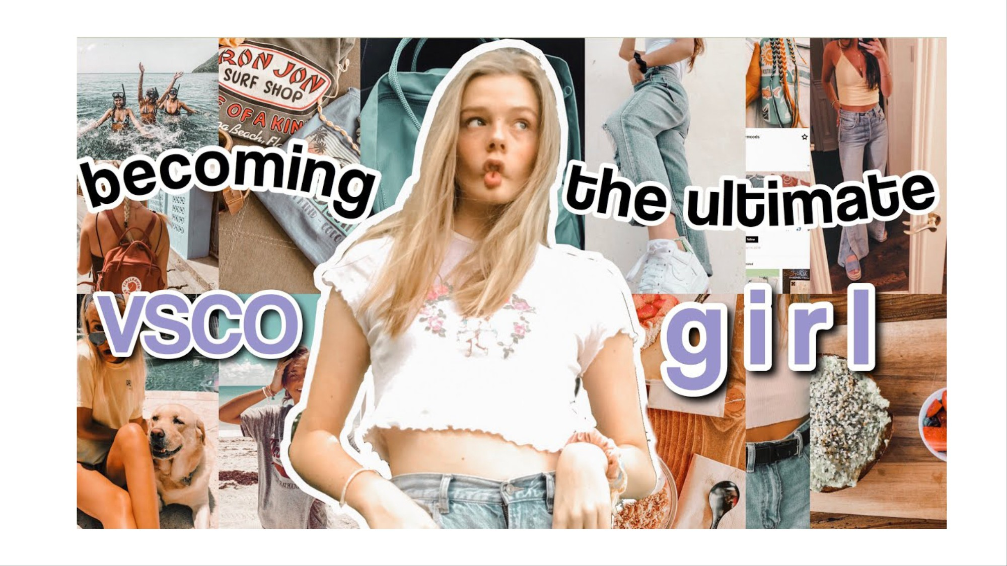 A Guide to VSCO Girls – The Tumblr Girls Of 2019 - VICE