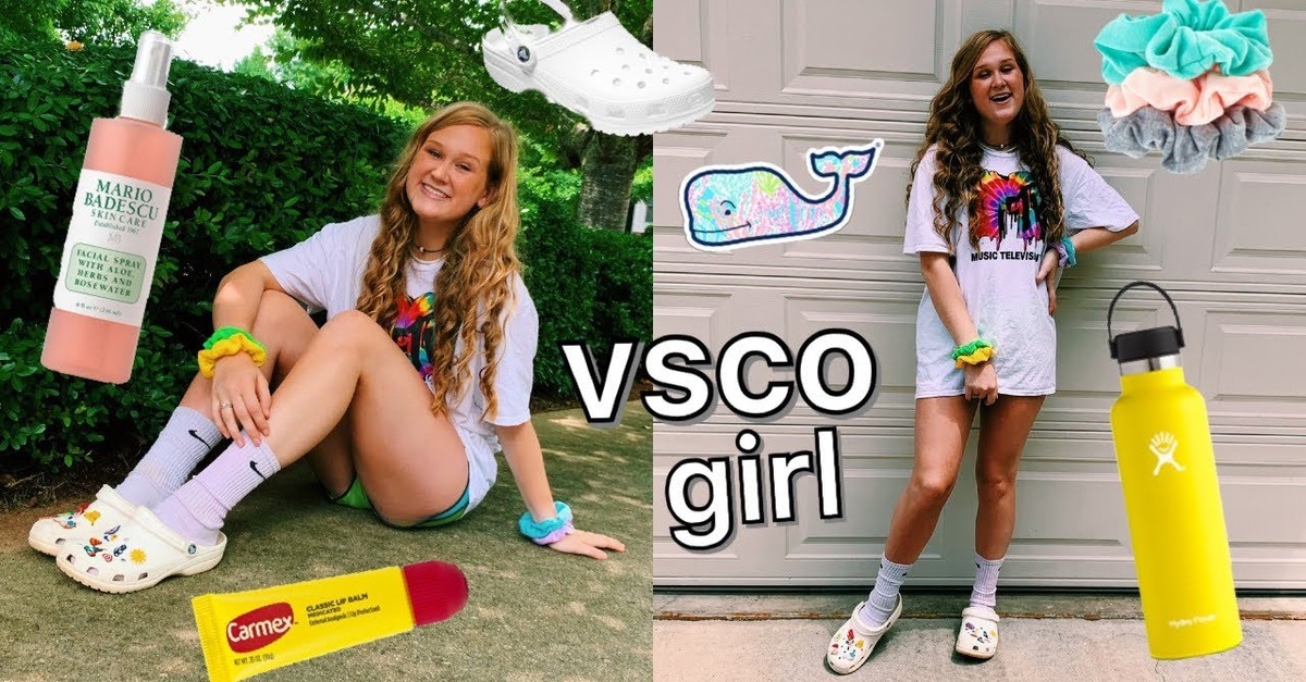 la guía definitiva de las 'vsco girls'  id