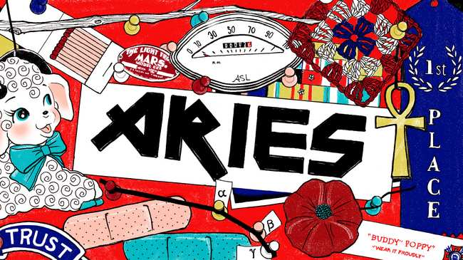 Aries - VICE