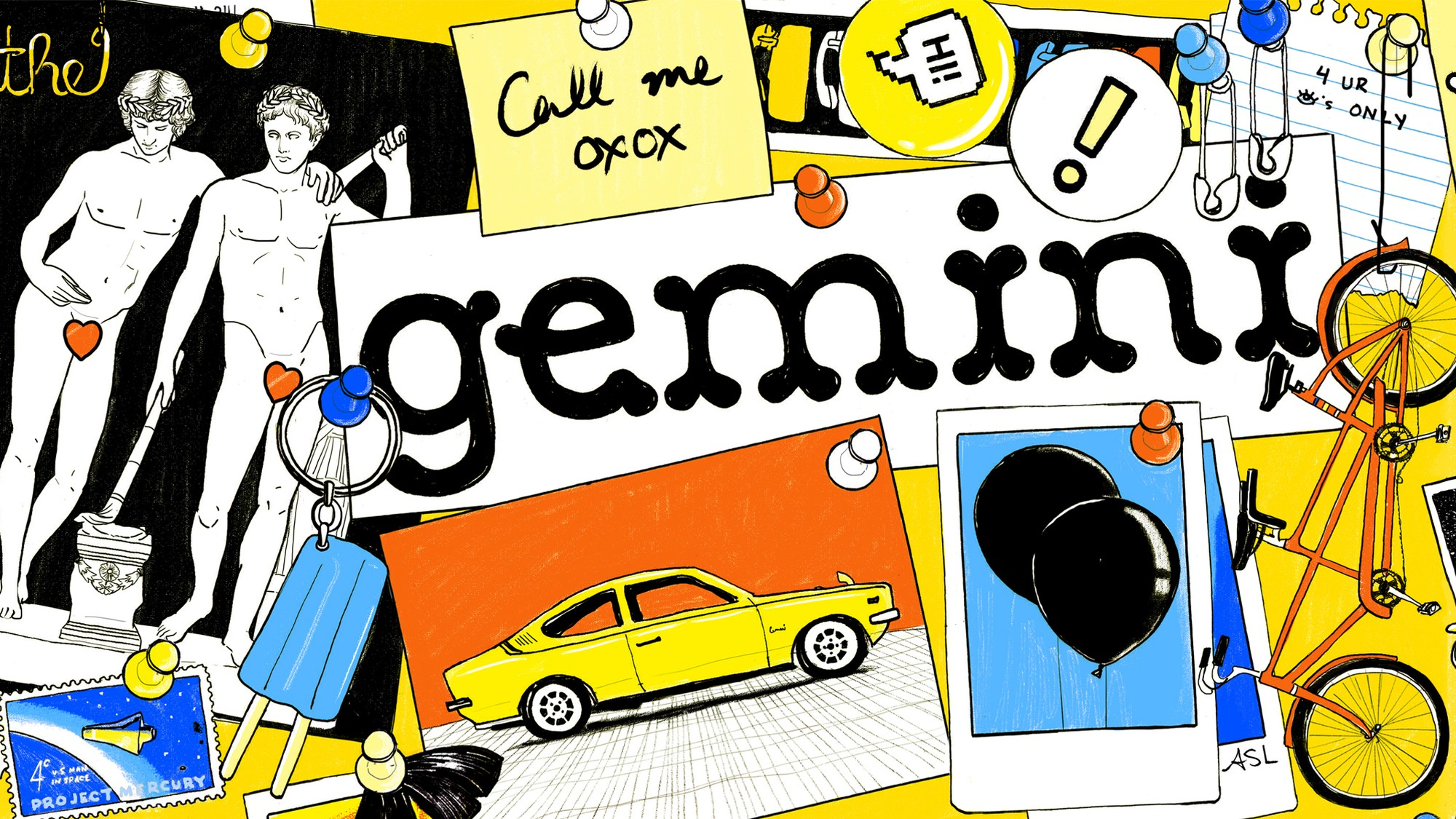Monthly Horoscope: Gemini, August 2019 - VICE