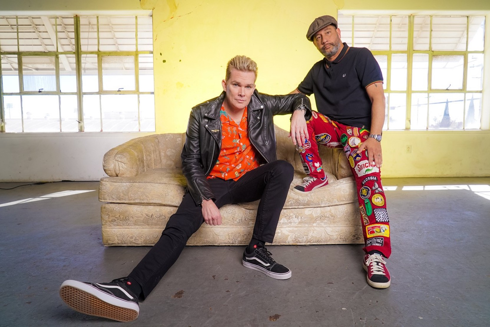 You'll Have to Pry the Microphone From Mark McGrath's Cold, Dead Hands - VICE