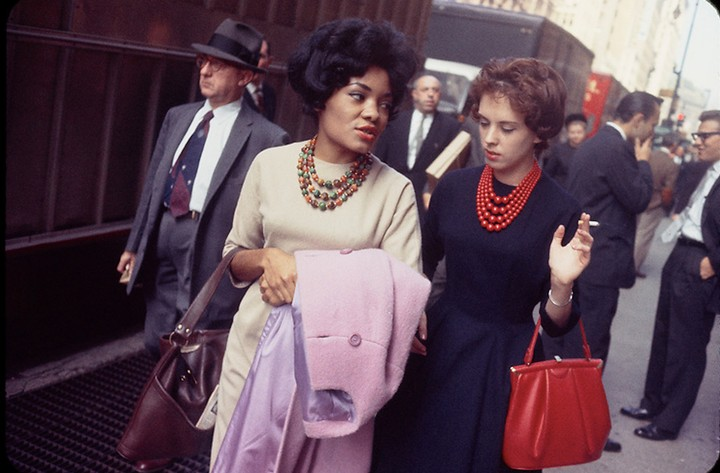 Was Garry Winogrand the First Street Style Photographer? - GARAGE