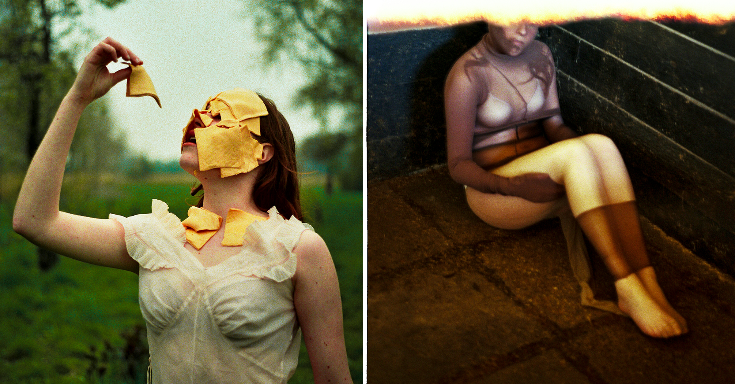 Cette jeune Belge photographie ses rêves les plus étranges - VICE