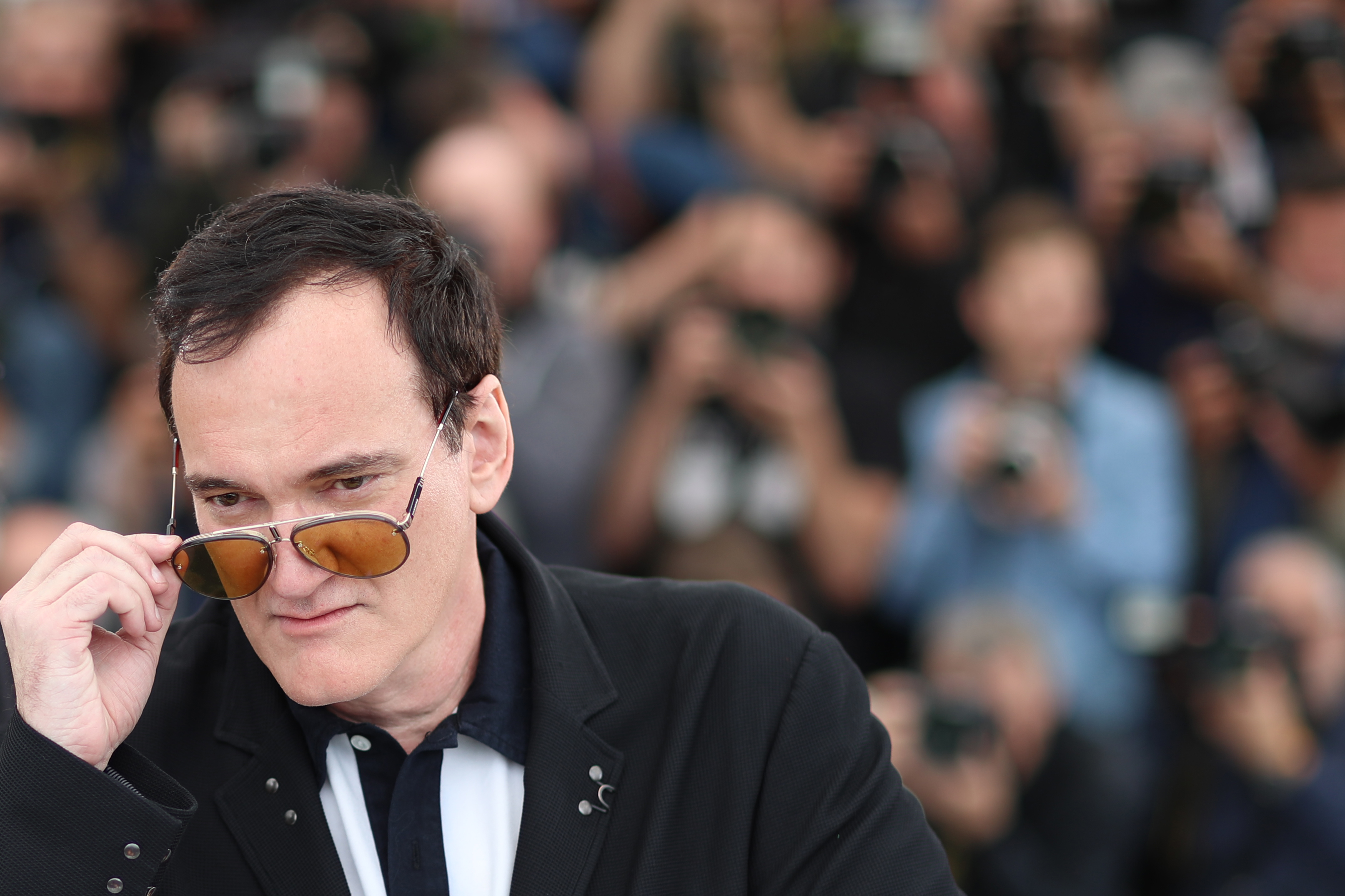 Quentin Tarantino Made a Giant Playlist of His Favourite Music From His Films