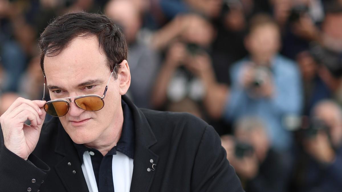 Quentin Tarantino fez uma playlist gigante de suas músicas favoritas de seus filmes