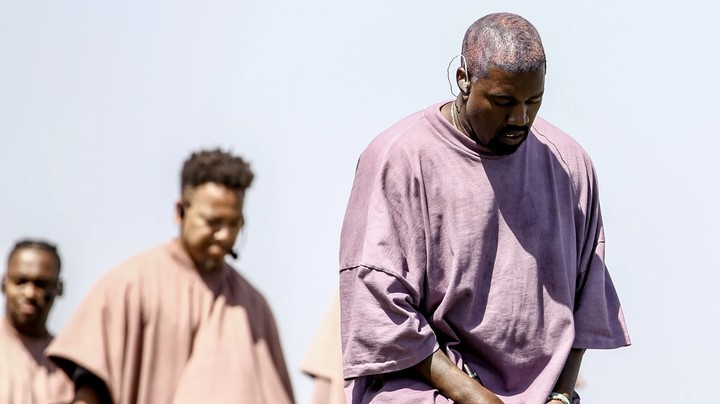 listen to kanye west's sunday service cover nirvana, no doubt, snoop dogg and more