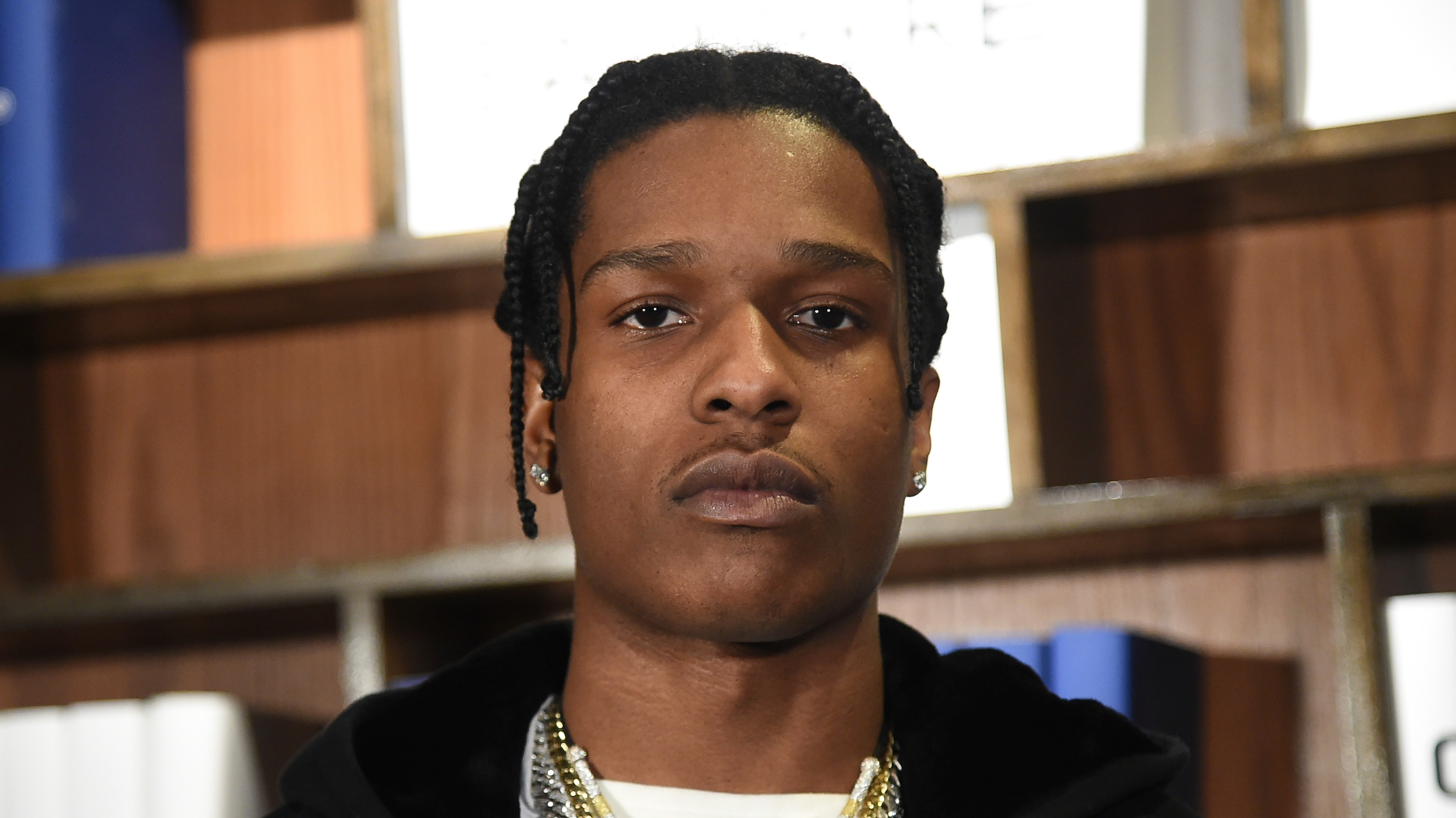Image result for images of A$AP Rocky Pleads Not Guilty To Assault In Sweden