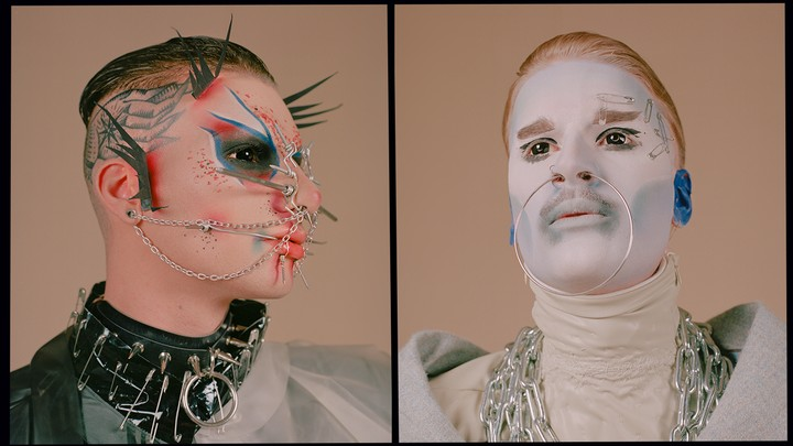 these are the new faces of amsterdam's drag scene