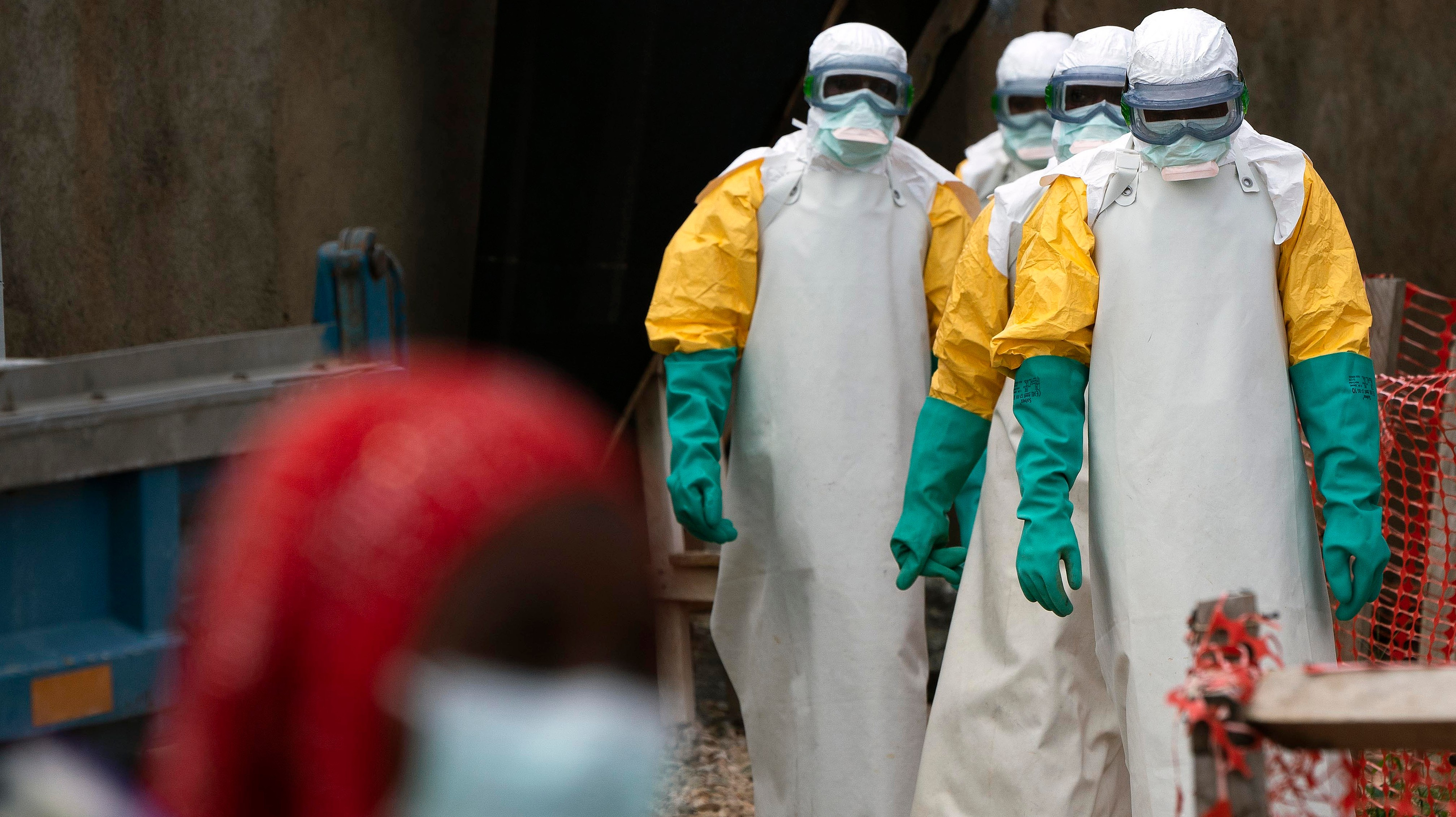 The Second-Deadliest Outbreak of Ebola Ever is About to Spread to a Second Country