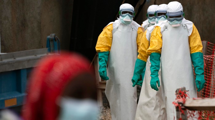The Second-Deadliest Outbreak of Ebola Ever is About to Spread to a Third Country