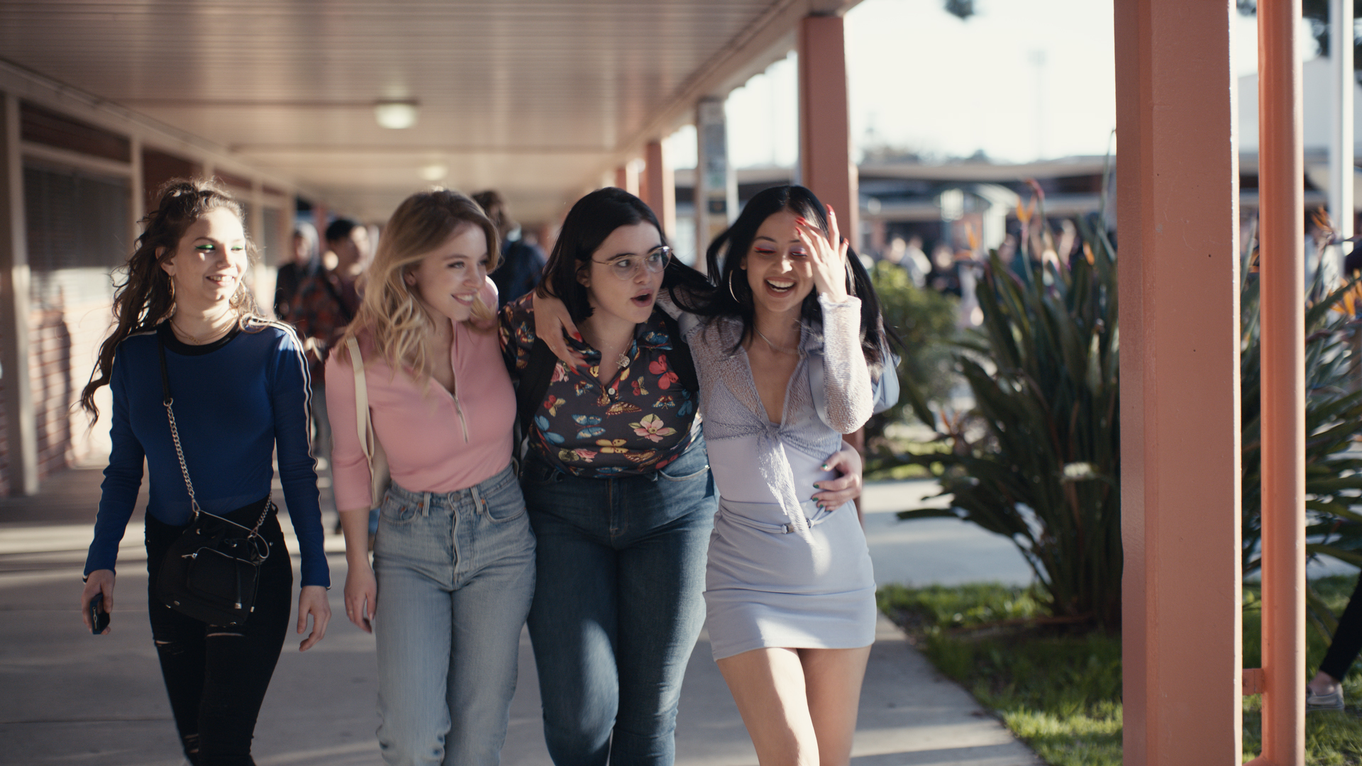 hbo\u0027s \u0027euphoria\u0027 captures the gen z experience through