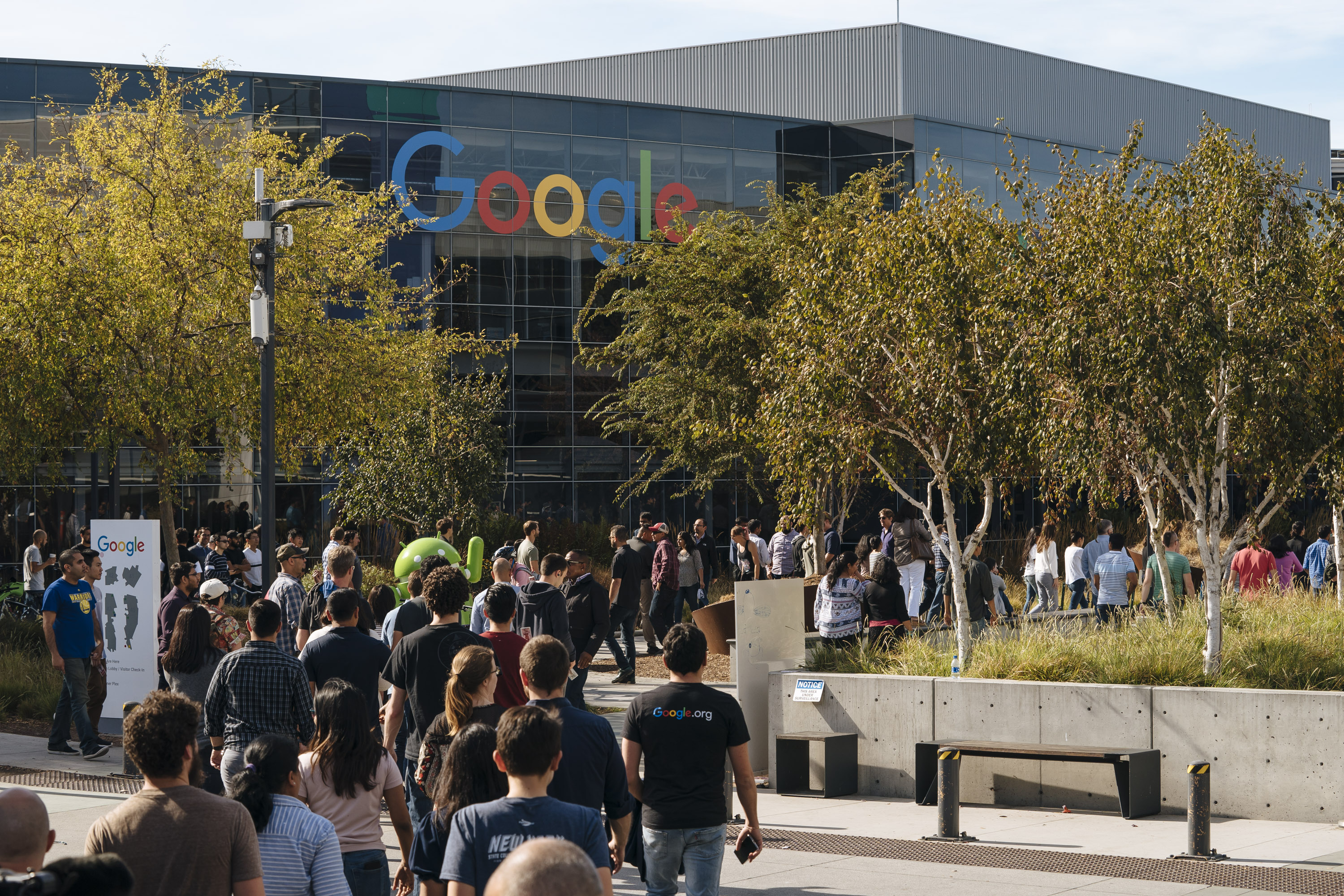 Here's the Memo Currently Going Viral at Google