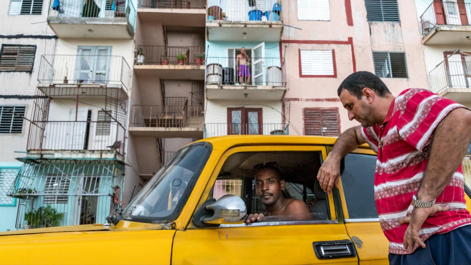Dans la ville nucléaire cubaine bloquée dans les années 90